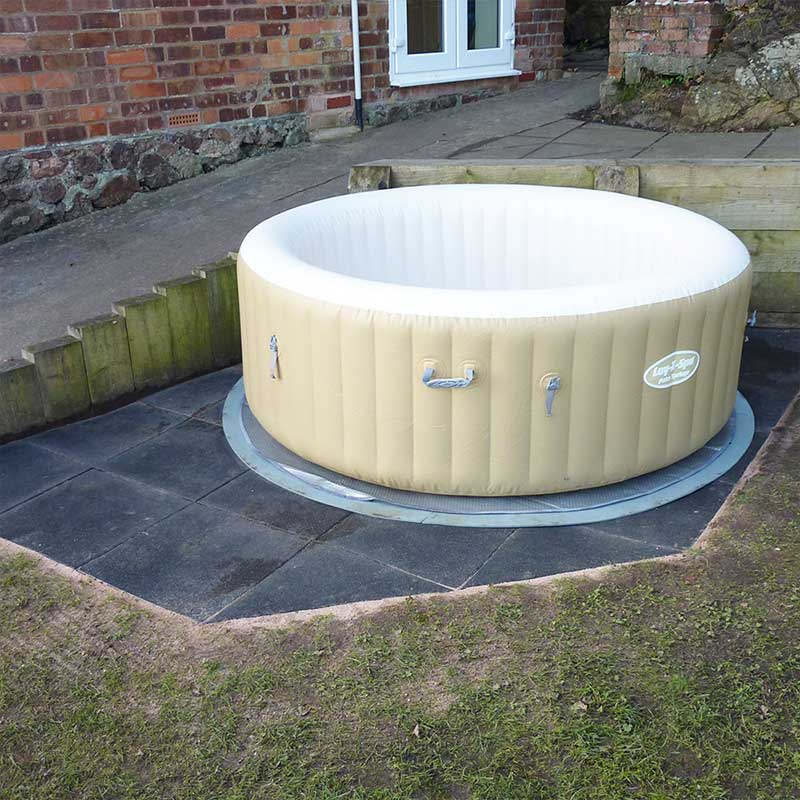 Best Inflatable Hot Tubs For Winter